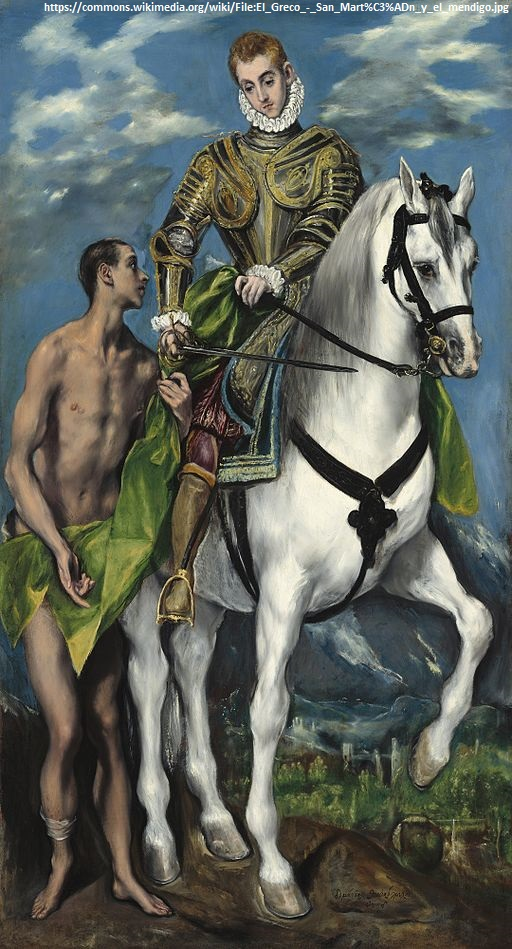 El Greco [Public domain], via Wikimedia Commons