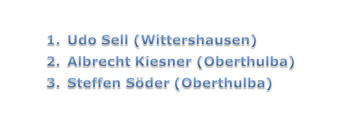 Schafkopfturnier Wittershausen
