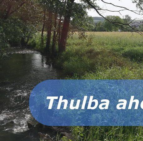 Mit dem Schiff nach Thulba