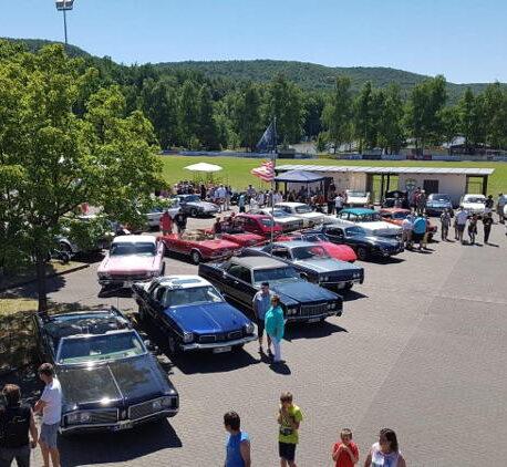 US-Car- und Oldtimer-Treffen in Thulba – Klappe die Zweite