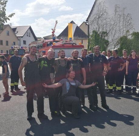 Bilder vom Feuerwehrfest in Frankenbrunn