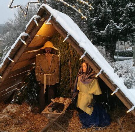 Gottesdienste im Markt Oberthulba zu Weihnachten 2019 – Frohes Fest!