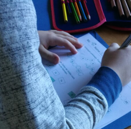 Herausforderung Homeschooling