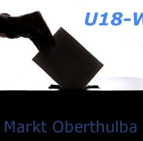 Jugend-Kommunalwahl im Markt Oberthulba